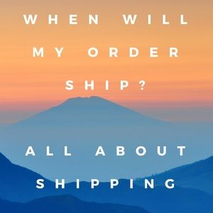 All About Shop_anarae Shipping
